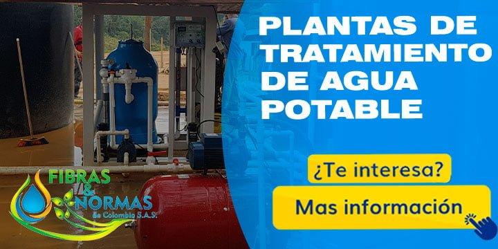 Plantas purificadora de agua